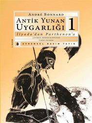Antik Yunan Uygarlığı-1 - copertina