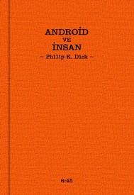 Android ve İnsan - copertina