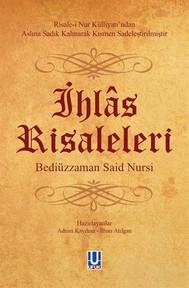 İhlas Risalesi - copertina