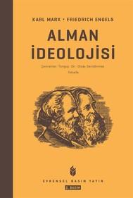 Alman İdeolojisi - copertina