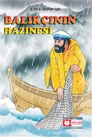 Balıkçının Hazinesi - copertina
