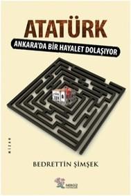 Atatürk, Ankara'da Bir Hayalet Dolaşıyor - copertina