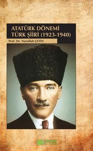 Atatürk Dönemi Türk Şiiri (1923-1940) - copertina