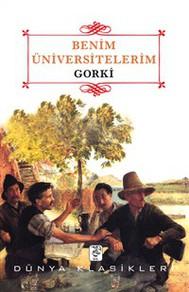 Benim Üniversitelerim - copertina