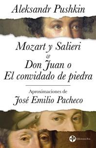 Mozart y Salieri / Don Juan o El convidado de piedra - Librerie.coop