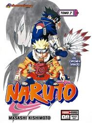 Naruto 7 - copertina
