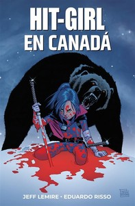 Hit-Girl en Canadá - Librerie.coop