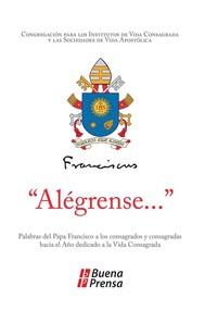 """Alégrense..."" - copertina"