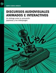 Discursos audiovisuales animados e interactivos - copertina