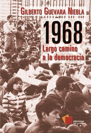 1968: Largo camino a la democracia - copertina