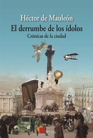 El derrumbe de los ídolos - copertina