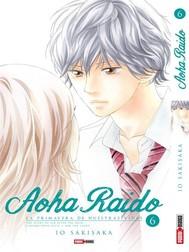 Aoha Raido 6 - copertina