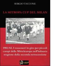 LA MITROPA CUP DEL MILAN(Versione PDF) - copertina