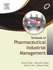 A Textbook of Pharmaceutical Industrial Management - E-Book - copertina