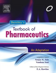 Bentley's Textbook of Pharmaceutics - E-Book - copertina
