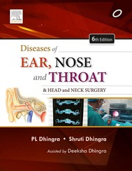 Diseases of Ear, Nose and Throat - E-Book - copertina