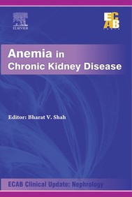 Anemia in Chronic Kidney Disease - ECAB - copertina