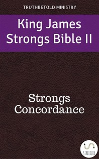 King James Strongs Bible II - Librerie.coop