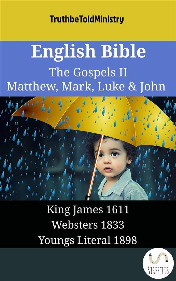 English bible the gospels ii matthew mark luke john english bible the gospels ii matthew mark luke john fandeluxe Gallery