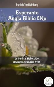 Esperanto Angla Biblio 6No - copertina
