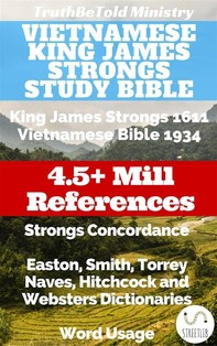 Vietnamese King James Strongs Study Bible - Librerie.coop