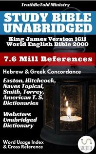 Study Bible Unabridged - Librerie.coop