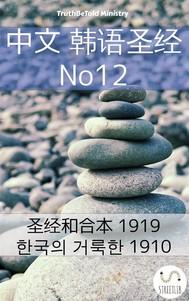 中文 韩语圣经 No12 - copertina