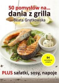 50 pomysłów na dania z grilla - copertina