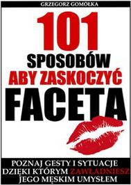 101 Sposobów, Aby Zaskoczyć Faceta - copertina