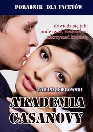 Akademia Casanovy - copertina