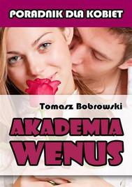 Akademia Wenus - copertina