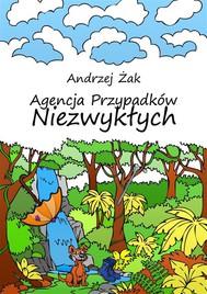 Agencja Przypadków Niezwykłych - copertina