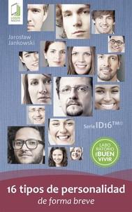 16 tipos de personalidad de forma breve - copertina