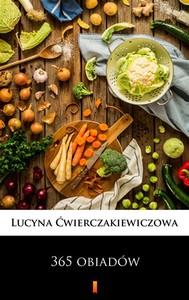 365 obiadów - copertina