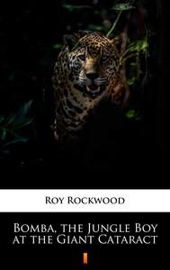 Bomba, the Jungle Boy at the Giant Cataract - copertina