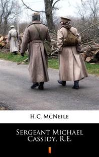 Sergeant Michael Cassidy, R.E. - Librerie.coop