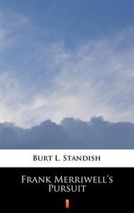 Frank Merriwell's Pursuit - copertina