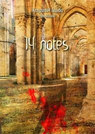 14 notes - copertina