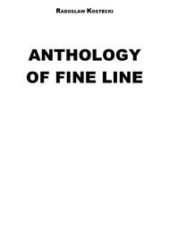 Anthology of Fine Line epub - copertina