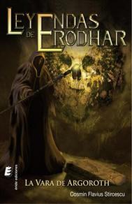Leyendas de Erodhar - copertina