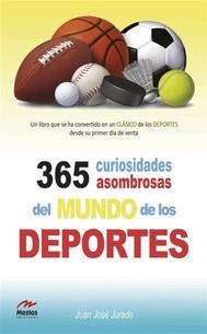 365 curiosidades asombrosas de los deportes - copertina