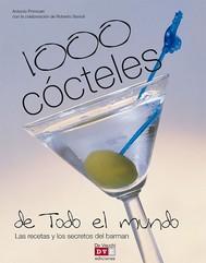 1000 cócteles de todo el mundo - copertina