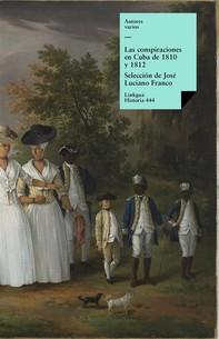 Las conspiraciones en Cuba de 1810 y 1812 - Librerie.coop