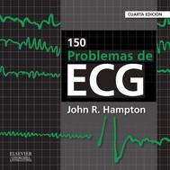 150 problemas de ECG - copertina