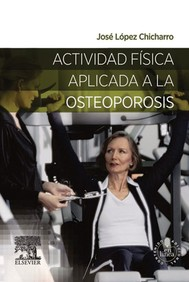 Actividad física aplicada a la osteoporosis + acceso web - copertina
