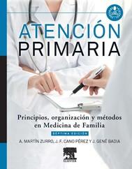 Atención Primaria. Principios, organización y métodos en medicina de familia + acceso web - copertina
