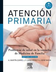 Atención primaria. Problemas de salud en la consulta de medicina de familia + acceso web - copertina