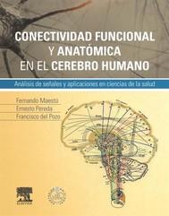 Conectividad funcional y anatómica en el cerebro humano + StudentConsult en español - copertina