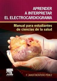 Aprender a interpretar el electrocardiograma - copertina