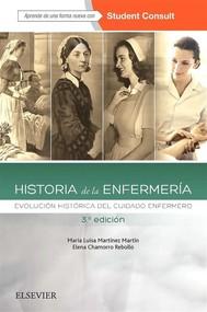 Historia de la enfermería - copertina